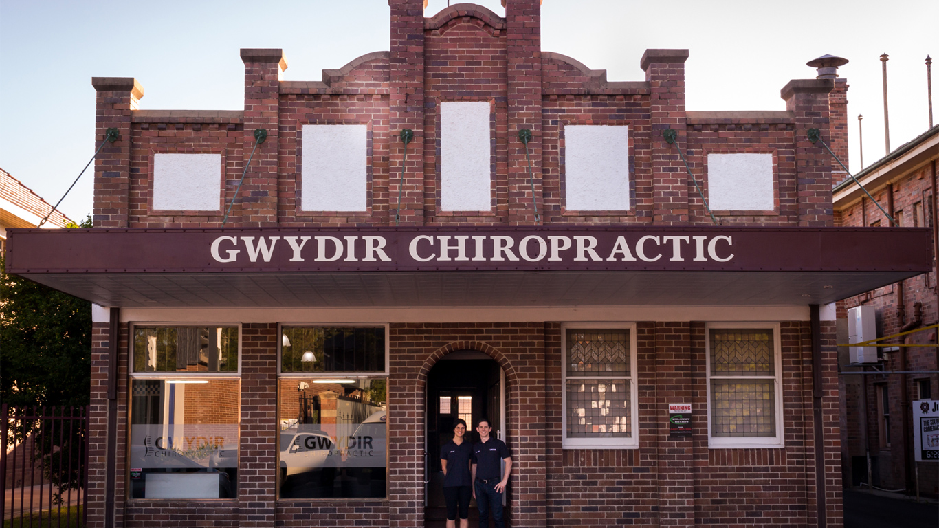 Gwydir Chiropractic Moree Office